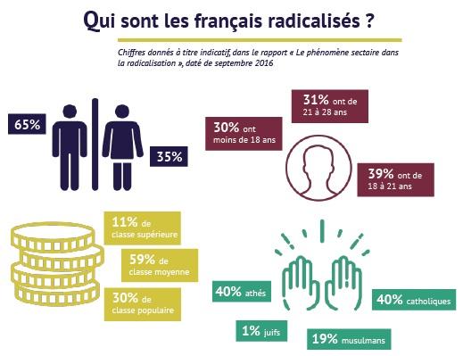 Infographie = qui sont les français concernes