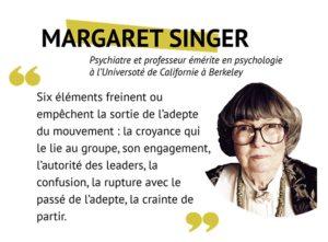 Margaret Singer infographie