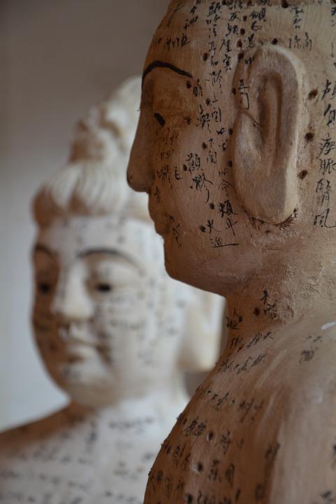 les mystères de l'oreille et l'acupuncture