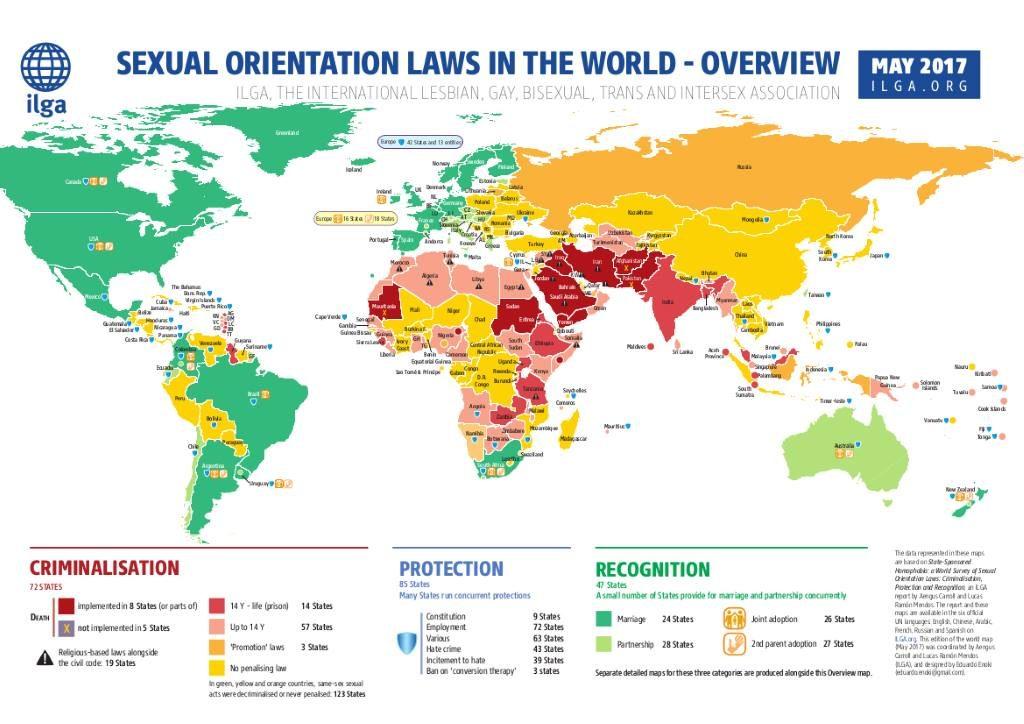 homosexuels-dans-le-monde-2017